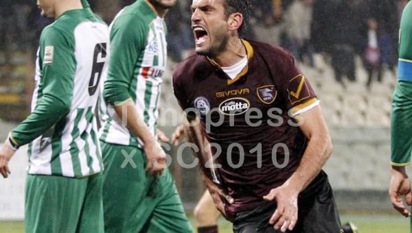 31 01 2015 Salerno Stadio Arechi Campionato Lega Pro 2014 2015 Salernitana-Vigor Lamezia