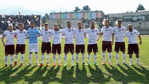 14-02-2015 Melfi Stadio Arturo Valerio Campionato Lega Pro 2014 2015 Melfi-Salernitana