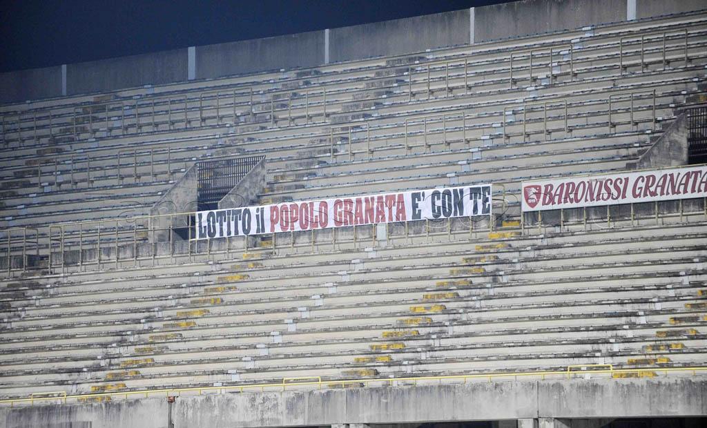20 02 2015 Salernitana - Foggia Campionato Lega Pro 1 Divisione Girone C