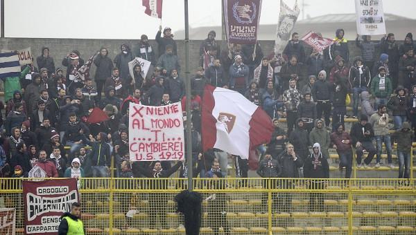 22 03 2015 Catanzaro - Salernitana campionato lega pro 2014 2015.