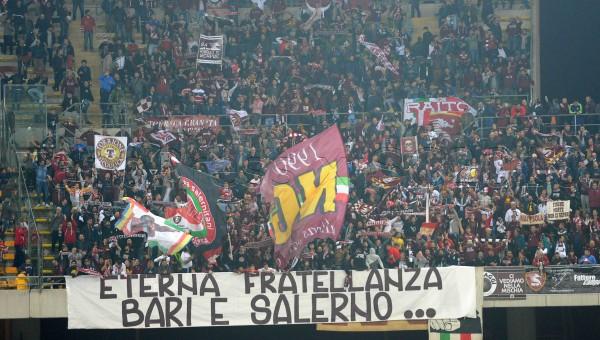 Bari - Salernitana Campionato di Serie B