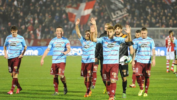 Vicenza - Salernitana Campionato Serie B 2015-16