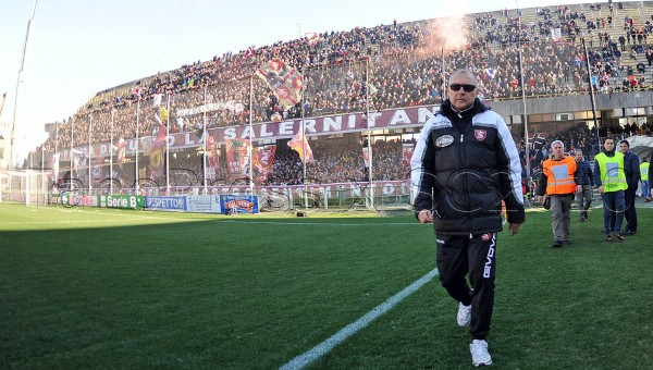 Salernitana - Pescara Campionato Serie B 2015-2016