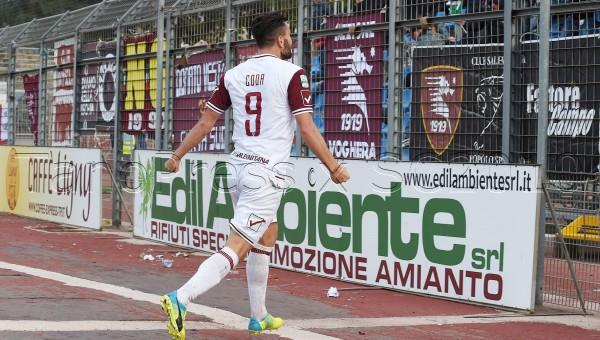 Trapani Stadio Provinciale. Trapani - Salernitana Campionato Serie B