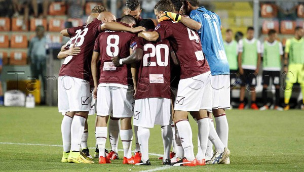 Spezia - Salernitana Campionato Serie B.