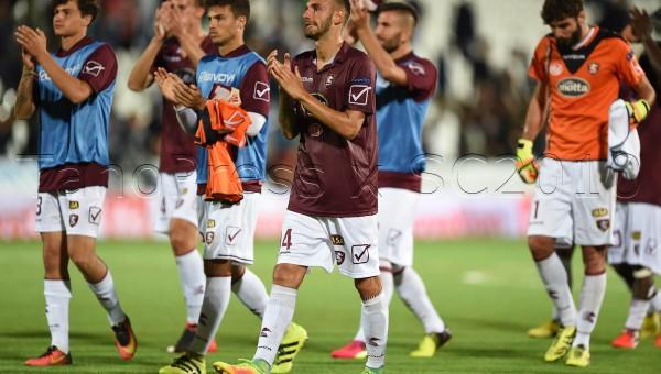 Cesena Stadio Manuzzi. Cesena - Salernitana Serie B
