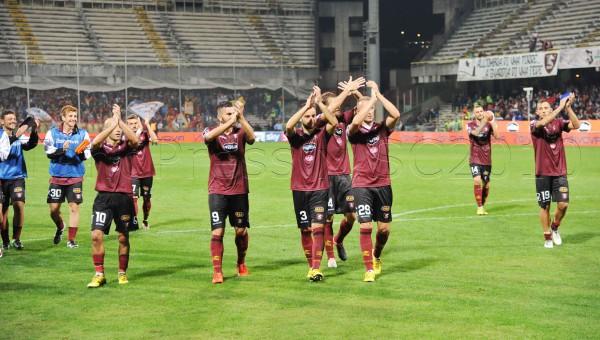 Salernitana - Benevento Campionato Serie B 2016-17