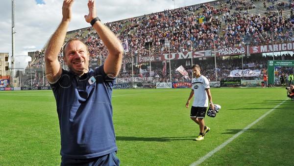 Stadio Arechi. Salernitana - Virtus Entella Campionato Serie B