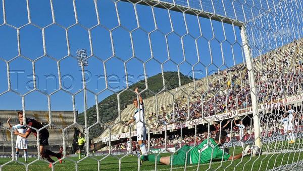 Salerno Stadio Arechi. Salernitana - Pisa Serie B
