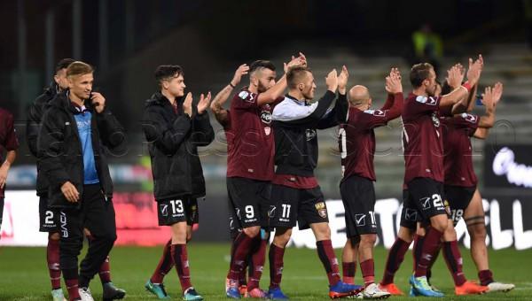 Salernitana - Ternana Campionato Serie B 2016-17