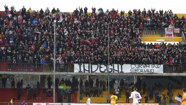 Benevento - Salernitana   Campionato Serie B