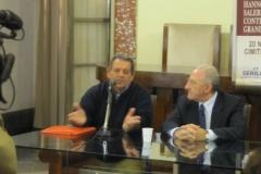 Conferenza Stampa Lapide